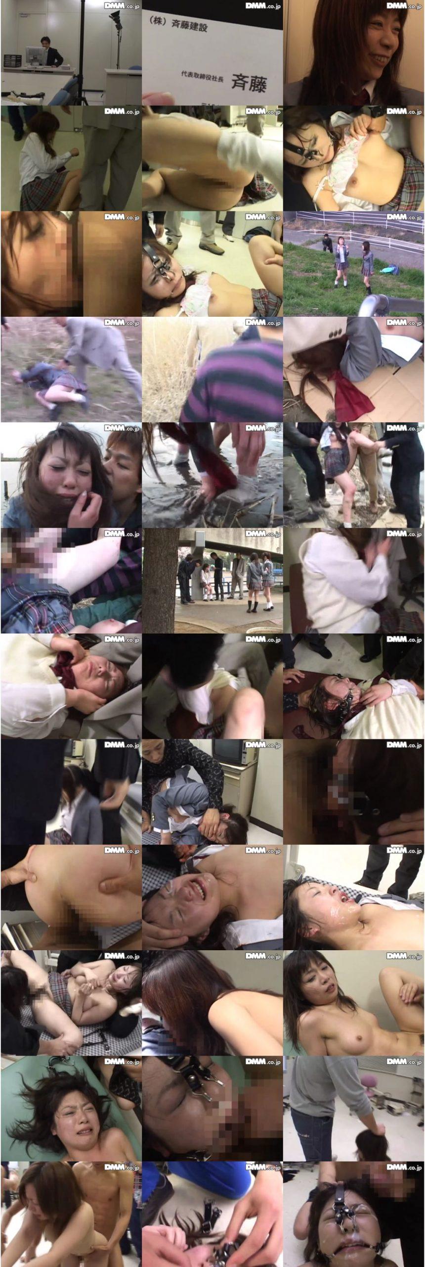ati 001 s scaled - [ATID-001] 古物取引 No.11●11 メロン堂オリジナル 裏… School Girls アタッカーズ Other Aizawa Yume Harada Haruna