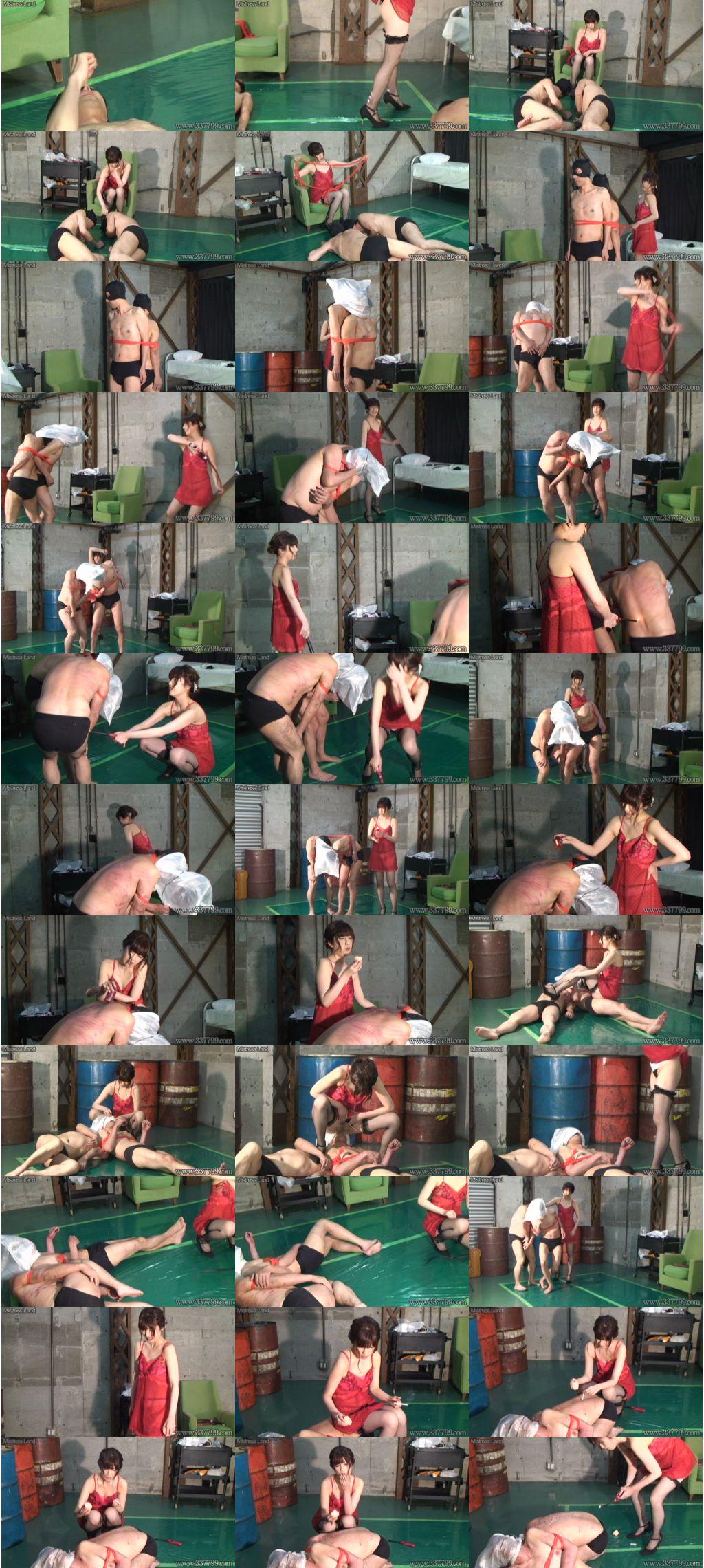 mldo 147 4 s - [MLDO-147] サド女研究者のマゾ男人体実験 麻美   Scat  Pissing SM スパンキング・鞭打ち