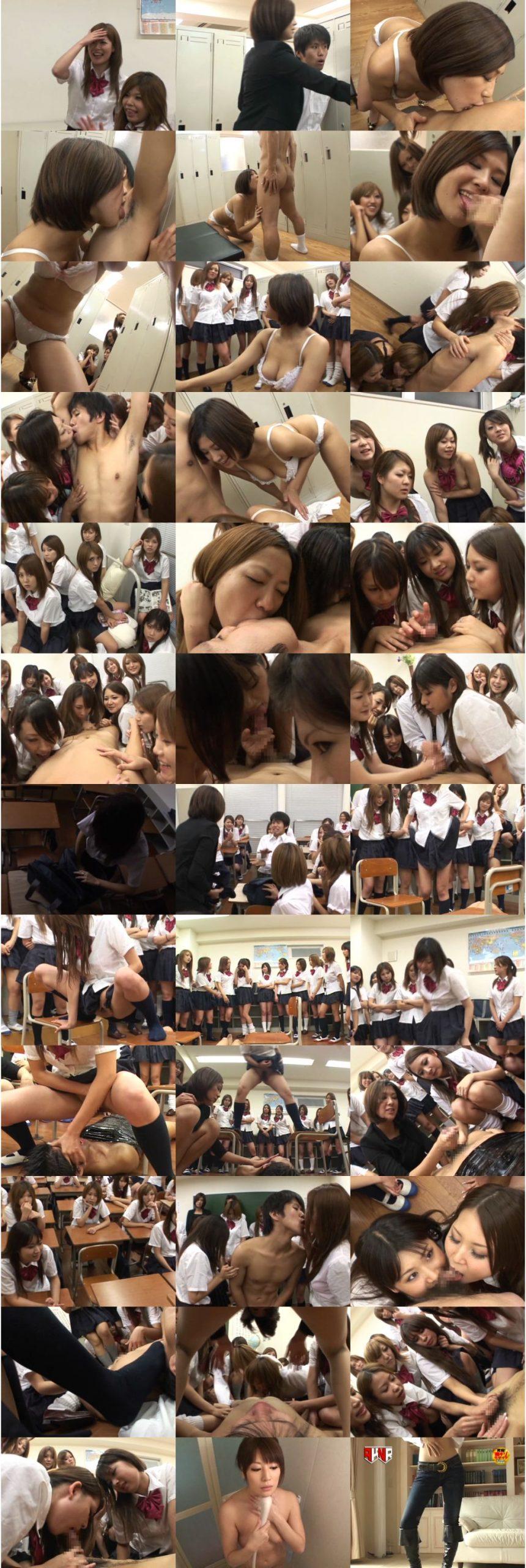 fset 174 s scaled - [FSET-174] 転校したら男は僕一人ぼっちだった…。 5 女子校生 コスチューム 一条れん その他女子校生 乱交